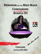 DotMM Companion: Bundle 3