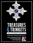 Treasures and Trinkets [BUNDLE]