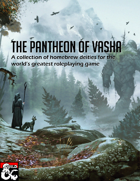 The Pantheon of Vasha