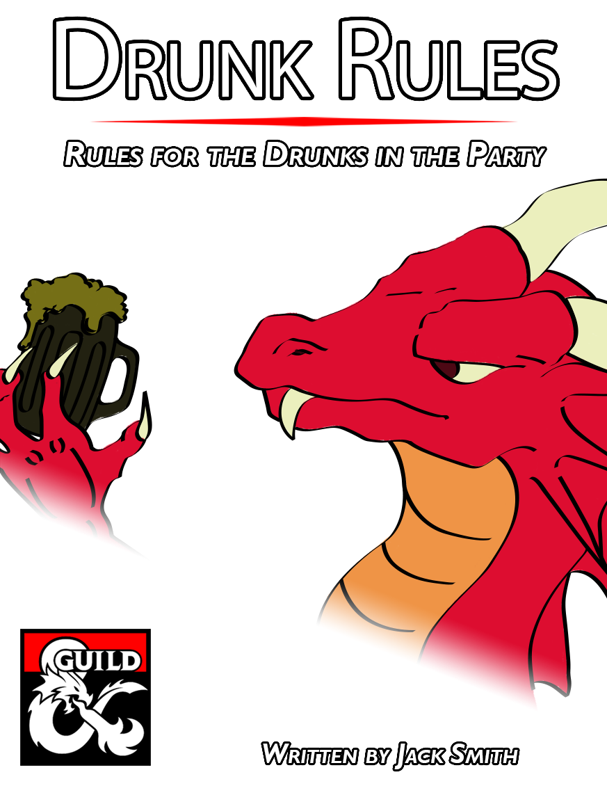 Drunk Rules - Dungeon Masters Guild | Dungeon Masters Guild