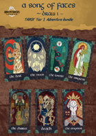 TAROT DRAW 1  [BUNDLE]