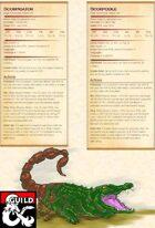 Handbook of Horrors I - The Scorpodile