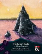The Raven's Rocks - A Saltmarsh encounter