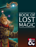 Book of Lost Magic [BUNDLE]