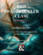 D&D Swashbuckler Class