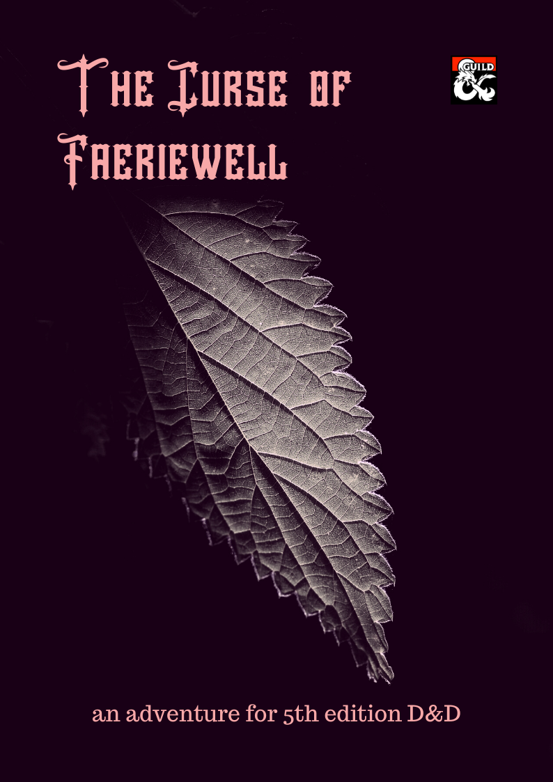 Cover of Curse of Faeriewell