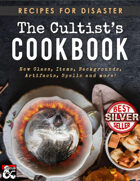 The Cultist's Cookbook