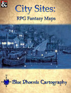 City Sites 5E Maps & Conversion Notes, Add-Ons
