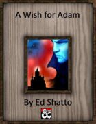 A Wish for Adam
