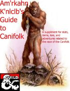 Am'rkahn K'nlclb's Guide to Canifolk