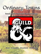 The Ordinary Towns Modules