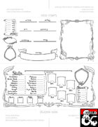 5e Character Tent