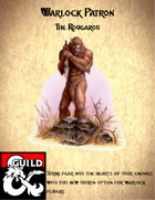 Blessing of the Rougarou (Warlock Patron)