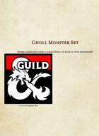 Gnoll Monster Set