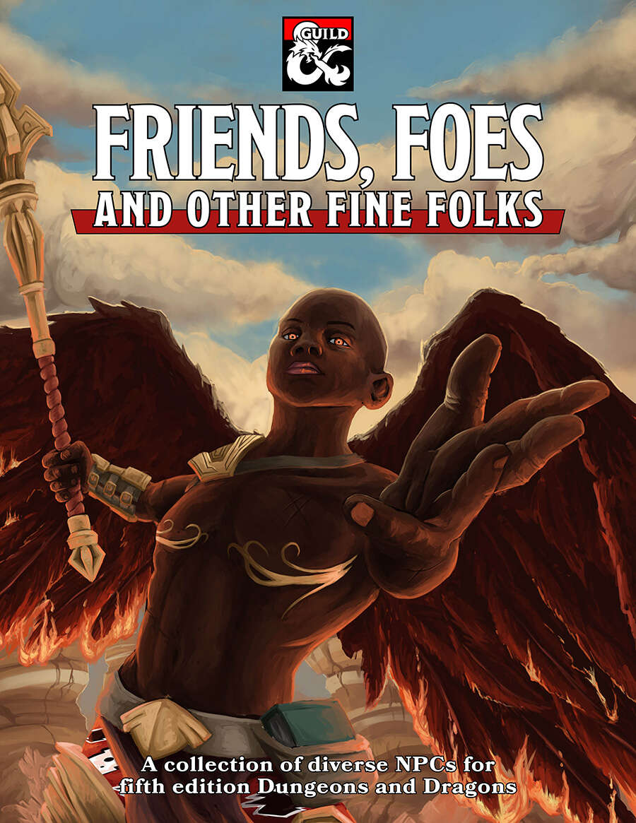 Friends Foes and Other Fine Folks cover