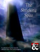 The Shrieking Spire
