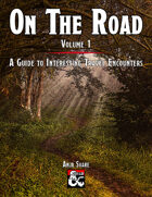 On the Road - Volume 1