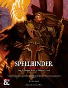 Spellbinder (5e Class)