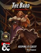 Keeping It Classy: The Bard (Fantasy Grounds)