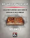 RPG Writer Workshop Vol. 1 [BUNDLE]