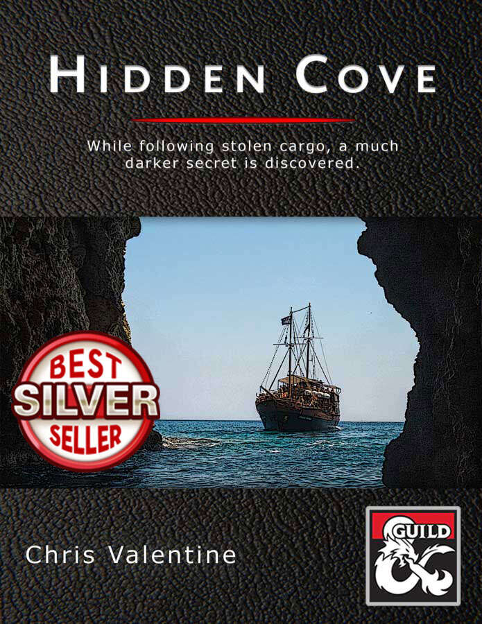 Cover of Hidden Cove
