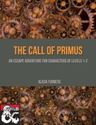 The Call of Primus
