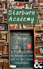 Cover of Starburn Academy