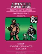 Adventure Minis: Goblinoids Pack I