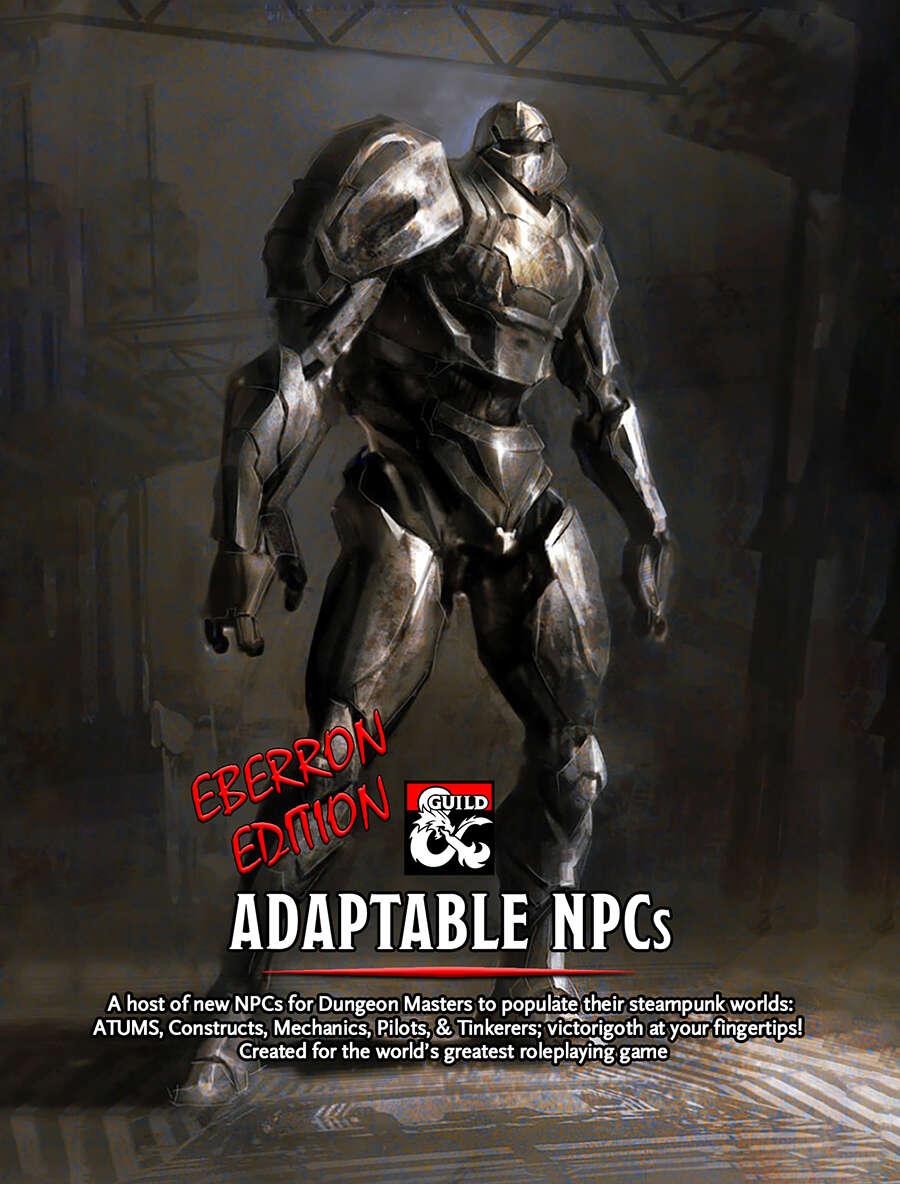 Adaptable NPCs Cover