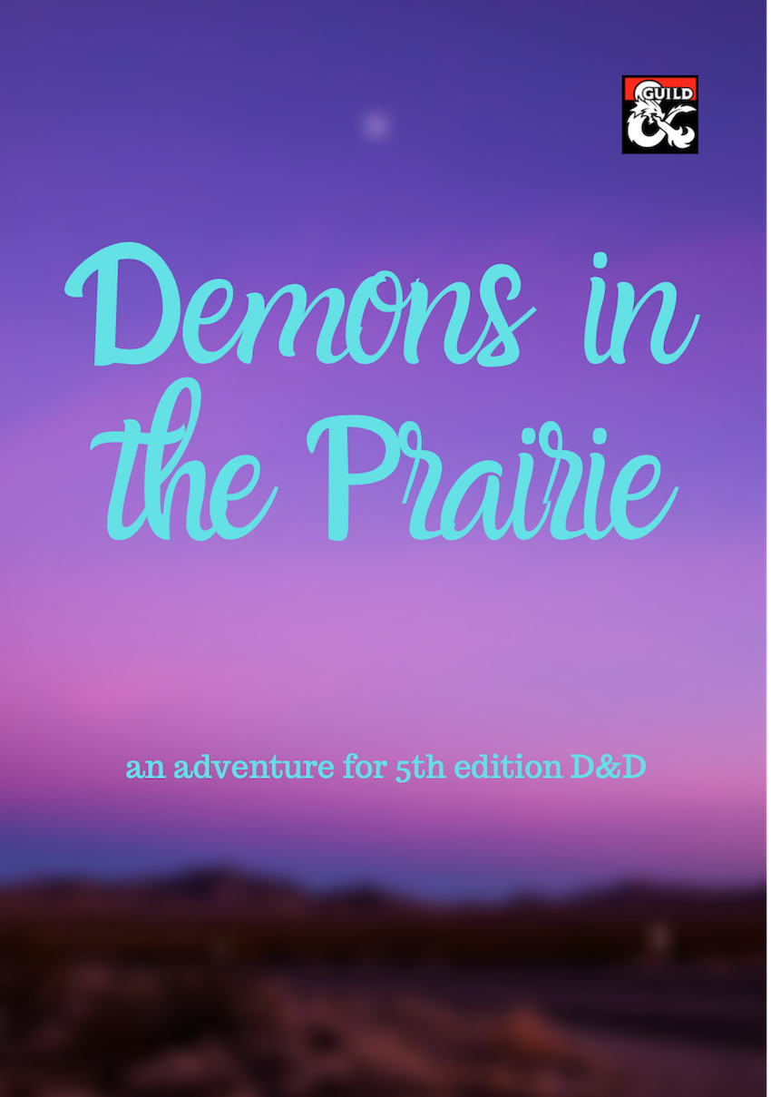 Cover of Demons in the Prairie