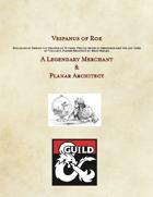 Vespanus of Roe