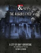 The Augur's Eyes