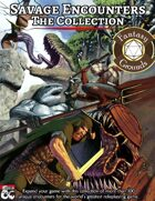 Savage Encounters - The Collection (Fantasy Grounds) [BUNDLE]
