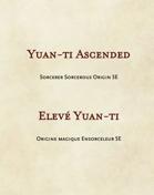 Yuan-ti Ascended - Sorcerous Origin (5e)