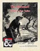 The Werewolf- A Race option