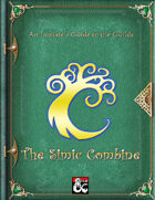 An Initiate's Guide to the Guilds - The Simic Combine