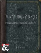 Mysterious Stranger Warlock Patron