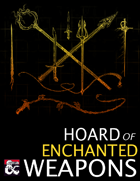 Hoard of Enchanted Weapons [BUNDLE]