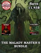 The Malady Master's Pack [BUNDLE]