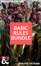 Basic Rules Adventures Bundle [BUNDLE]