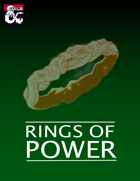 Rings of Power (5e)