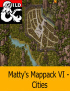 Matty's mappack - cities