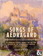Songs of Aedragard