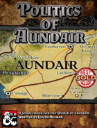 Politics of Aundair