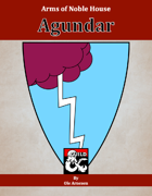 Arms of House Agundar