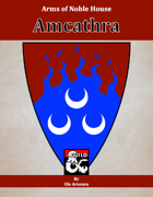 Arms of House Amcathra