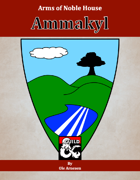 Arms of House Ammakyl