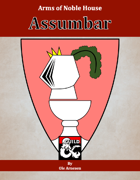 Arms of House Assumbar