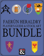 Faerun Heraldry Collection [BUNDLE]