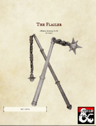 The Flailer - Fighter Archetype (PDF ONLY)